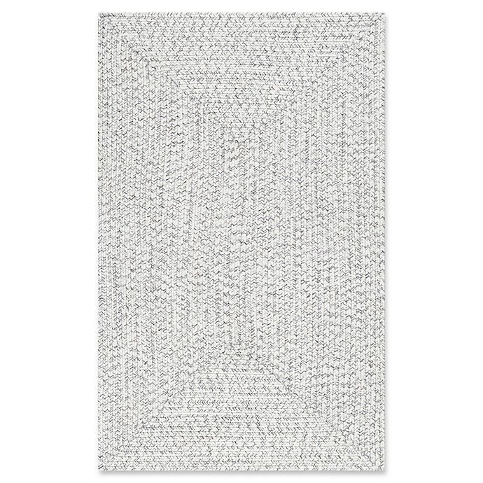 Alternate image 1 for nuLOOM Lefebvre 7-Foot 6-Inch x 9-Foot 6-Inch Area Rug in Ivory