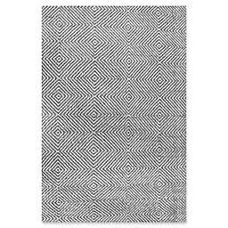 nuLOOM Ago 7-Foot 6-Inch x 9-Foot 6-Inch Area Rug in Grey
