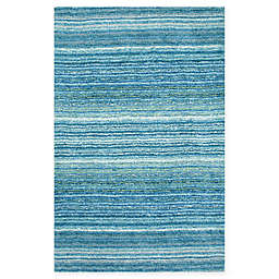 nuLOOM Classic Shag 6-Foot x 9-Foot Area Rug in Sky Blue