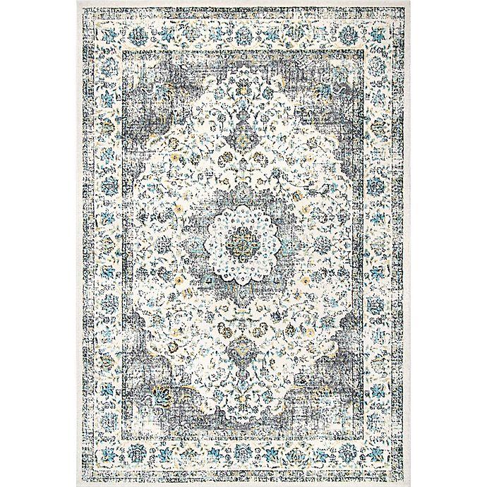 Alternate image 1 for nuLOOM Verona 6'7 x 9' Area Rug in Grey