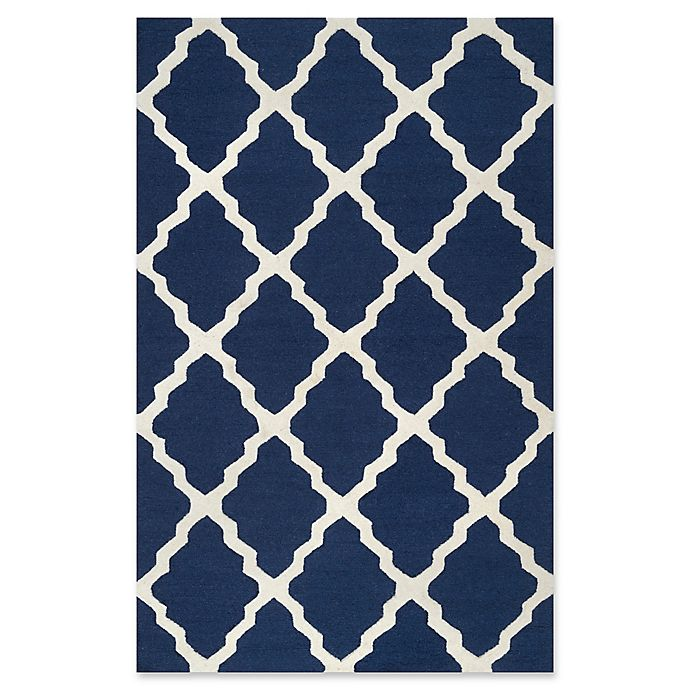 Nuloom Crandall Turquoise 7 Ft 10 In X 9 Ft 6 In Area: Buy NuLOOM Marrakech Trellis 5-Foot X 8-Foot Area Rug In