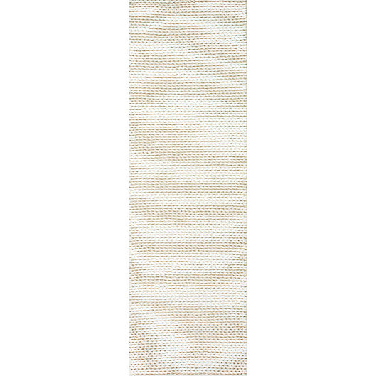 Alternate image 1 for nuLOOM Chunky Woolen Cable 2-Foot 6-Inch x 8-Foot Runner in Off-White