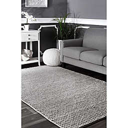 nuLOOM Chunky Woolen Cable Rug