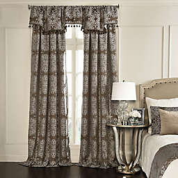 Beautyrest® Alexina Rod Pocket/Back Tab Room Darkening Window Curtain Panel and Valance