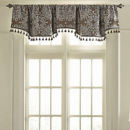 Beautyrest® Alexina Rod Pocket Room Darkening Window Valance