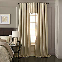 Beautyrest® Arlette Grommet Top Room Darkening Window Curtain Panel and Valance
