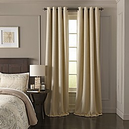 Beautyrest® Arlette Grommet  Top Room Darkening Window Curtain Panel