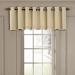 Beautyrest® Arlette Grommet Top Room Darkening Window Valance