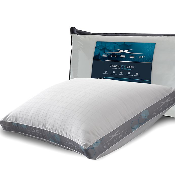 SHEEX® 37.5® Side Sleeper Pillow in White | Bed Bath & Beyond