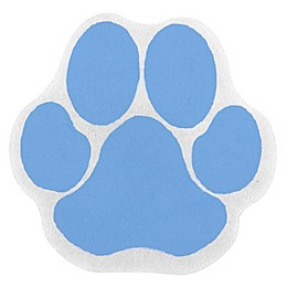SlipX Solutions Adhesive Paw Print Bath Treads (Set of 6)