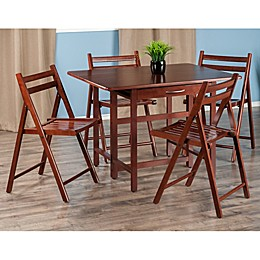 Winsome Taylor Dining Collection with Walnut Finish