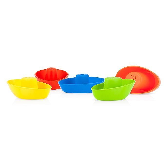 Alternate image 1 for Nuby™ 5-Pack Stackable Bath Floaties