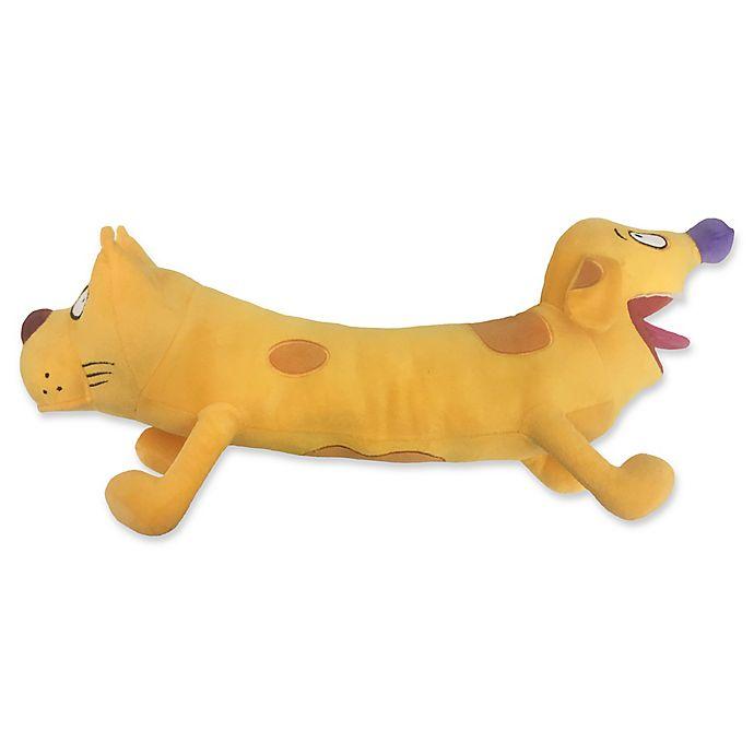 Alternate image 1 for Nickelodeon™ Splat Nick 90's Cat/Dog Pillow Buddie