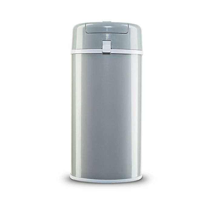 Alternate image 1 for Bubula Diaper Pail in Grey