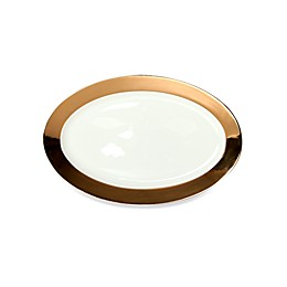 CRU by Darbie Angell Monaco Oval Platter in Gold
