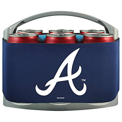 MLB Atlanta Braves Cool Six Cooler