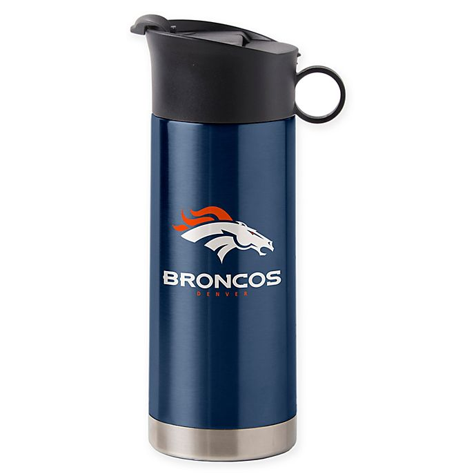 Alternate image 1 for NFL Denver Broncos 14 oz. Ultra Insulated Tumbler