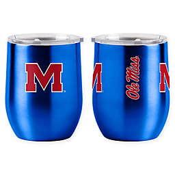 University Of Mississippi 16 oz. Curved Ultra Tumbler