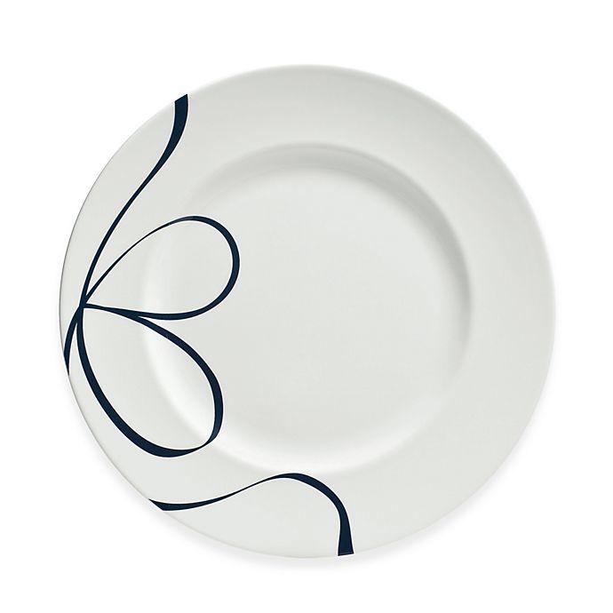 Alternate image 1 for Vera Wang Wedgwood® Glisse 10 3/4-Inch Dinner Plate