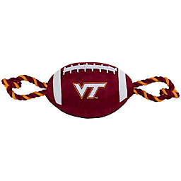 Virginia Tech Nylon Football Pet Rope Toy