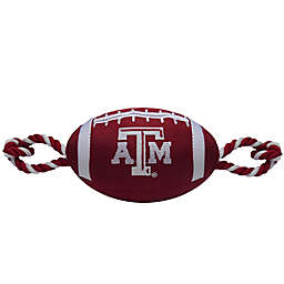 Texas A&M University Nylon Football Pet Rope Toy