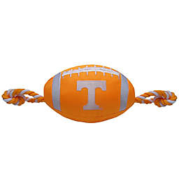 University of Tennessee Nylon Football Pet Rope Toy