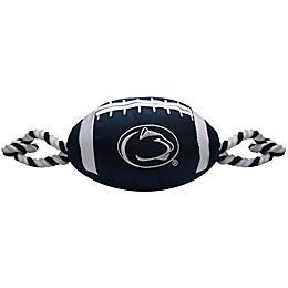 Penn State University Nylon Football Pet Rope Toy