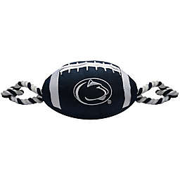 Penn State University Nylon Football Pet Rope Toy