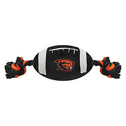 Oregon State University Nylon Football Pet Rope Toy