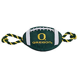 University of Oregon Nylon Football Pet Rope Toy