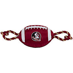 Florida State University Nylon Football Pet Rope Toy