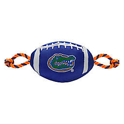 University of Florida Nylon Football Pet Rope Toy