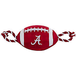 University of Alabama Nylon Football Pet Rope Toy