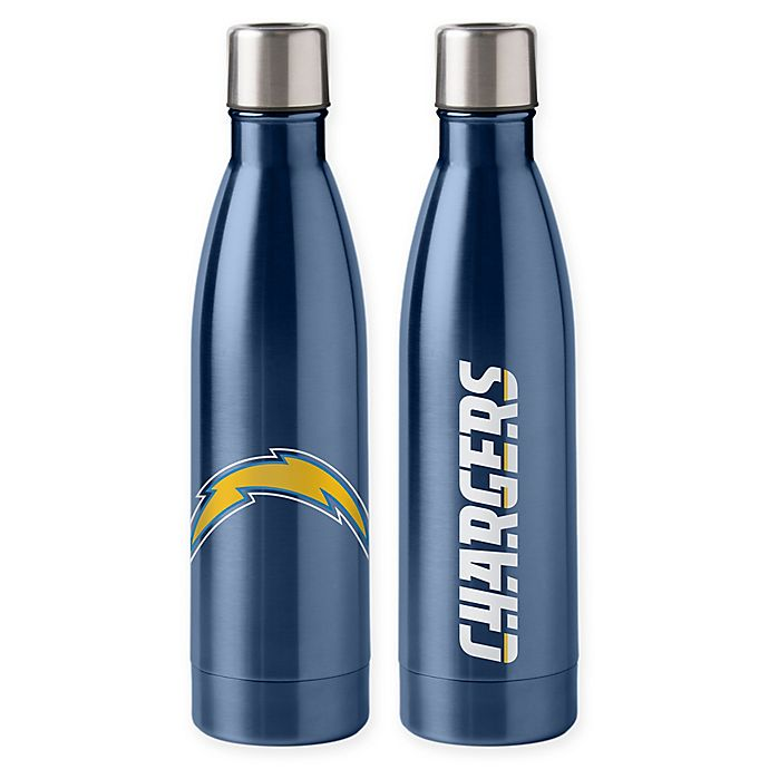 Nfl Los Angeles Chargers 18 Oz Stainless Steel Water