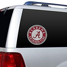 Collegiate Logo Window Film