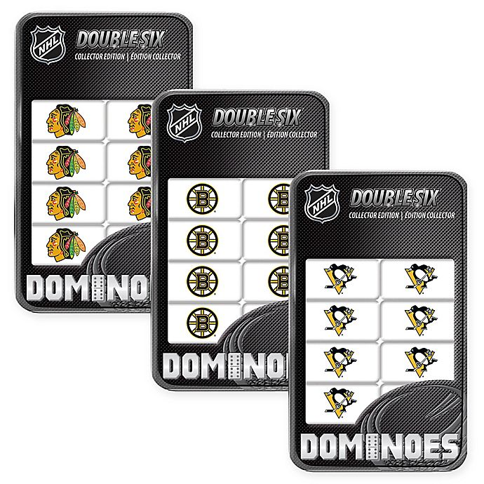 Alternate image 1 for NHL Dominoes Collection