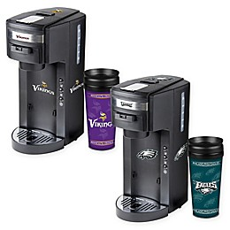 NFL DLX Coffee Maker Collection