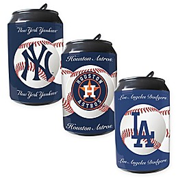 MLB 11-Liter Portable Party Can Fridge Collection