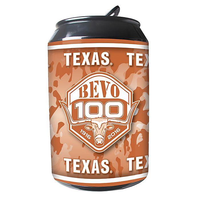 Alternate image 1 for University of Texas Bevo 11-Liter Portable Party Can Fridge