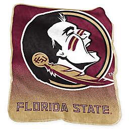 62970d8cbefe6 Florida State University Raschel Throw Blanket