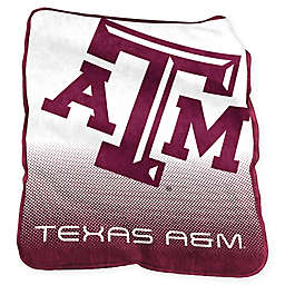 Texas A&M University Raschel Throw Blanket