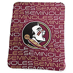 Florida State University Classic Fleece Throw