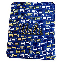 University of California, Los Angeles Classic Fleece Throw