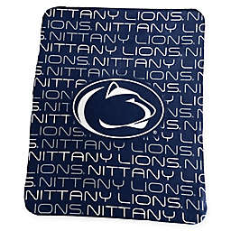 Penn State University Classic Fleece Throw