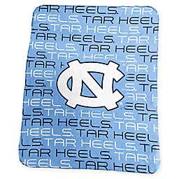 University of North Carolina Classic Fleece Throw