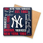 MLB New York Yankees Coasters (Set of 6)