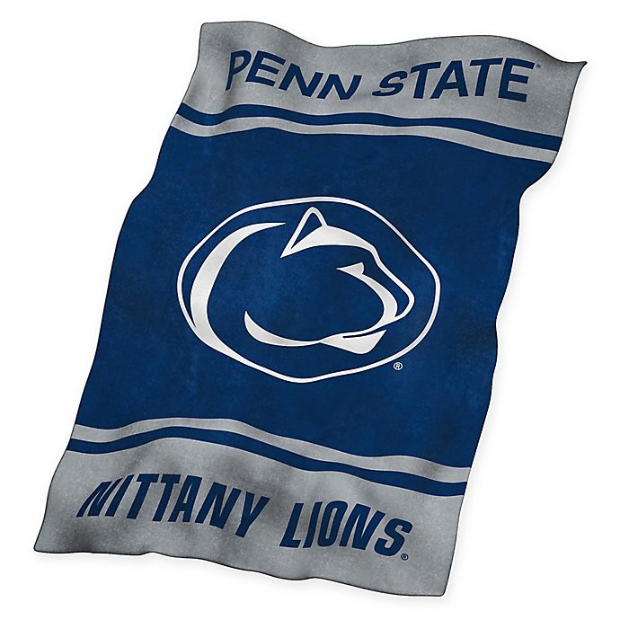 Alternate image 1 for Penn State UltraSoft Blanket