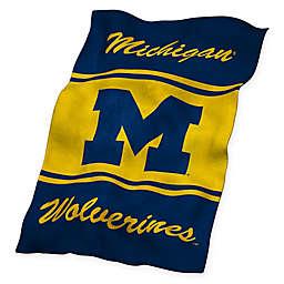 University of Michigan UltraSoft Blanket