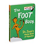 Dr. Seuss' Foot Book