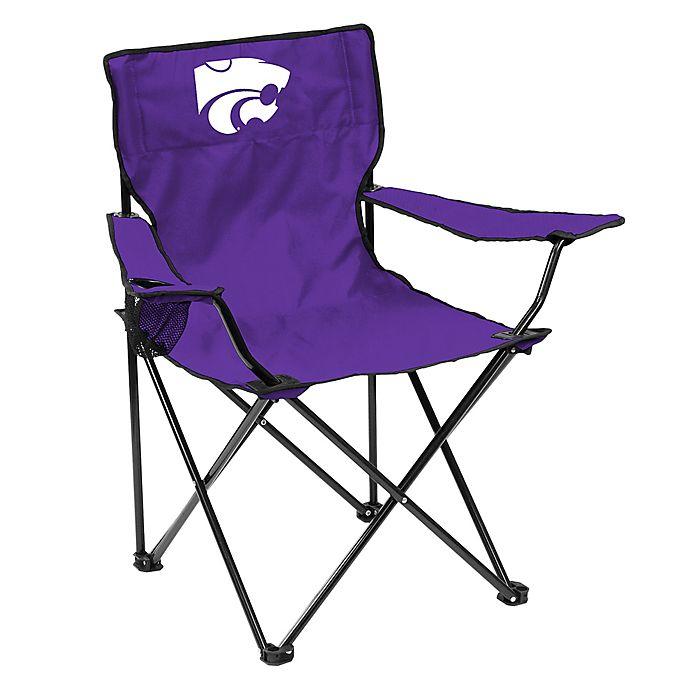 Alternate image 1 for Kansas State University Quad Chair